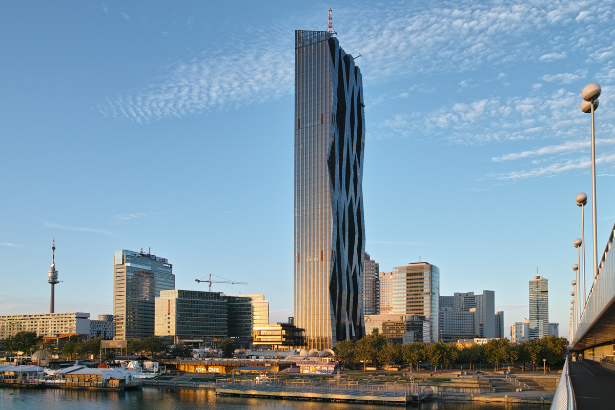 Donau City Tower