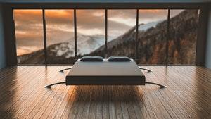 Minimalismus im interieur und auch als lebensstil projekt promotion