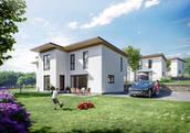 Wohnen Häuser Doppelvillen am Lerchenfeld 2534 Alland