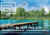 Wohnen Wohnung Attraktive Eigentumswohnungen beim Erholungspark Aubad in Tulln 3430 Tulln an der Donau