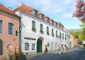 Gewerbe Wohnung Das beste aus zwei Welten 2352 Gumpoldskirchen