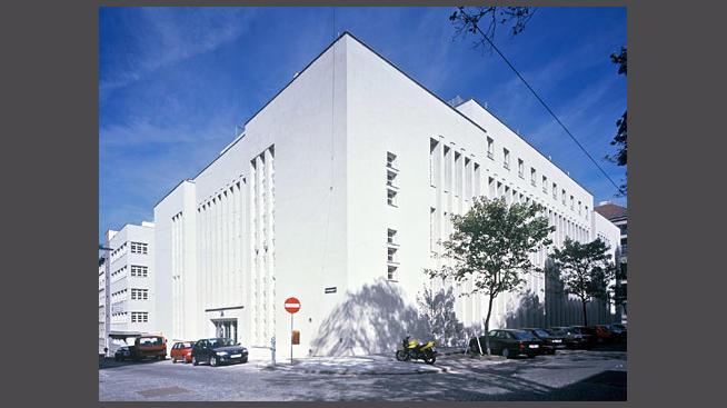 Palais im 5. Wiener Gemeindebezir