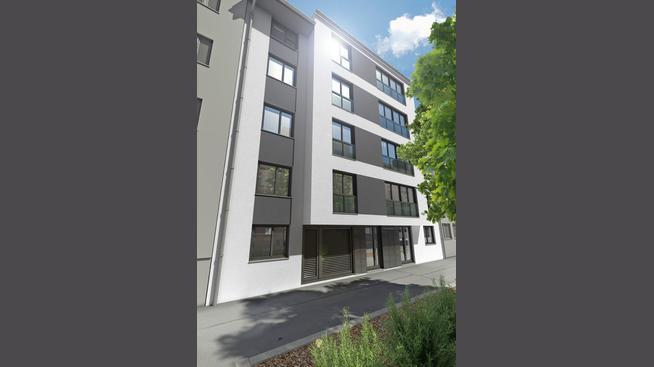 Neubauprojekt Eigentumswohnungen