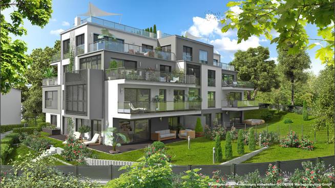 Campo Rosato Luxus-Eigentumswohnungen mit Terrasse direkt vom Bauträger