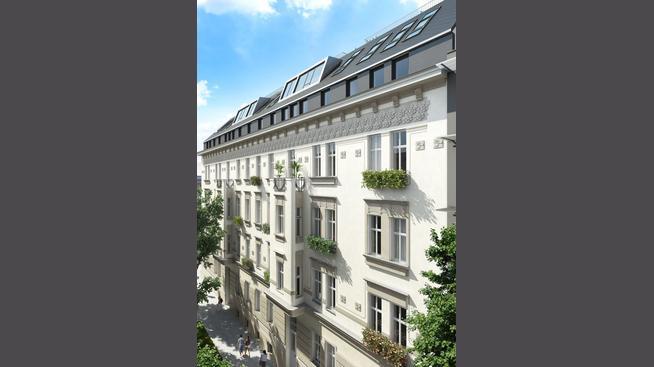 Breitenseer Straße 82 Exterior