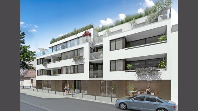 Neusiedler Straße Eigentumswohnungen