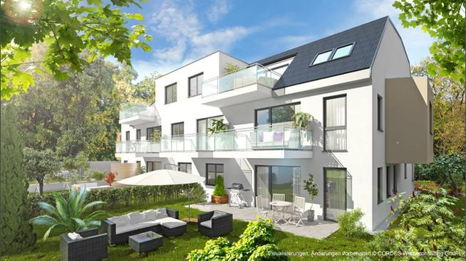 Neubauwohnprojekt Eigentumswohnungen