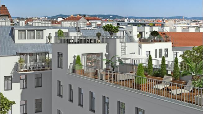 Luxus Dachgeschoss