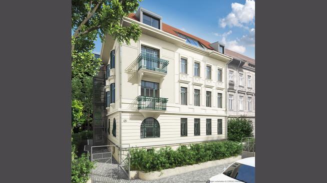 Spohrstrasse, 1140 Wien Dachgeschosswohnung Wien