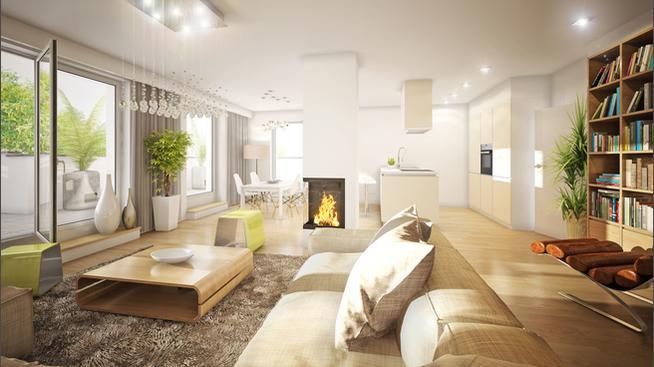 Wohnbauprojekt Eigentumswohnungen