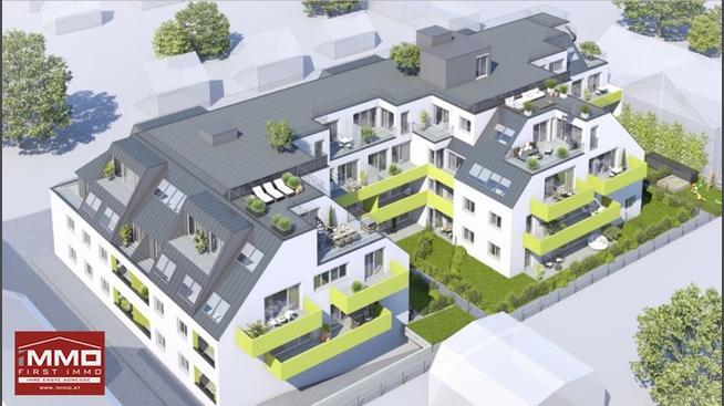 Anlage Wohnungen *PROViSiONSFREi* ! SCHLÜSSELFERTIGE EIGENTUMSWOHNUNGEN IN FLORIDSDORF * iN NUR WENIGEN GEHMINUTEN ZUR DONAUiNSEL! 1210 Wien