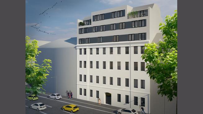 Anlage Wohnungen 1090 Währinger Gürtel 10 1090 Wien