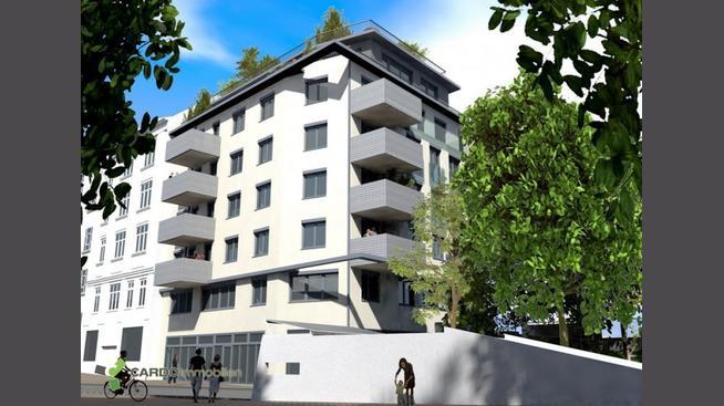 Anlage Wohnungen Exklusives Wohnen im modernen Neubau. 1150 Wien
