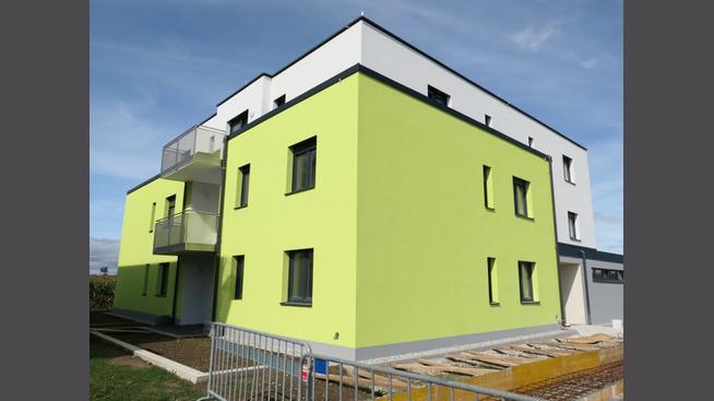 Wohnen Wohnungen Neubauprojekt in Hankenfeld inkl. EWE Küche & eigenen Stellplatz --- FERTIGSTELLUNG Okt. 2020 3452 Hankenfeld