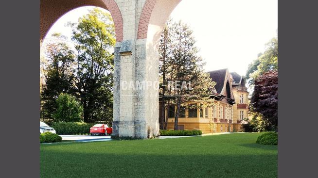 Wohnen Wohnungen CAMPO-WOHNPROJEKT: Prachtvolle Villenwohnungen am historischen Akquädukt Baden 2500 Baden