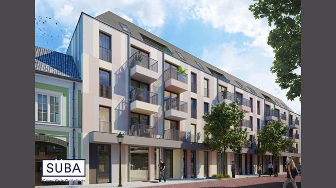 Anlage Wohnungen LivingImFranks 3430 Tulln an der Donau