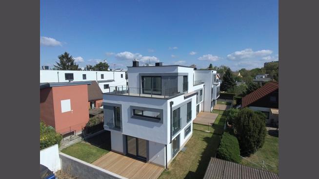 Anlage Wohnungen Wohnprojekt OBSTGARTENWEG im 22. Bezirk - Exklusive Ausführung 1220 Wien