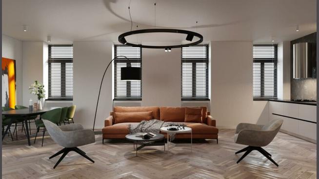 Wohnen Wohnung Ottakringer New Living City Concept 1160 Wien