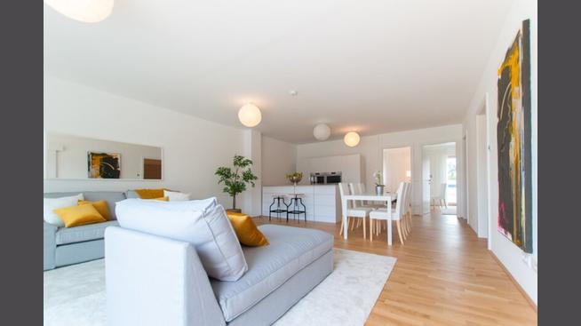 Wohnen Wohnung FAMILIENTRAUM IN GUNTRAMSDORF - ZIEGEL-MASSIV-REIHENHÄUSER MIT SCHÖNEN GÄRTEN AUF EIGENGRUND 2353 Guntramsdorf