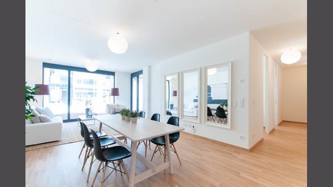 Wohnen Wohnung MITTENDRIN 2020 – Modernes Wohnen im Herzen Hollabrunns 2020 Gemeinde Hollabrunn
