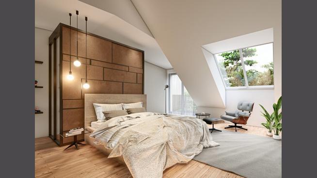 Anlage Wohnung Das TOWNHOUSE an der ALTEN DONAU [elementar wohnen] und wie immer provisionsfrei... 1220 Wien