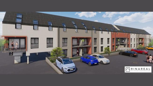 Anlage Wohnung Neubauwohnungen in Ebreichsdorf | mit Garten & Terrasse, Balkon, Loggia oder Dachterrasse | Fertigstellung Sommer 2020 2483 Ebreichsdorf