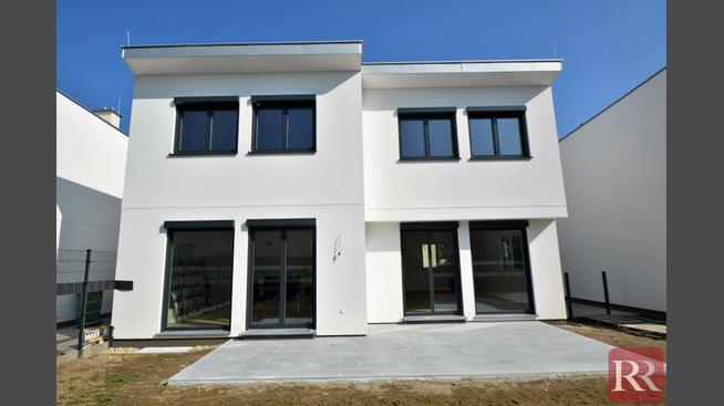 Wohnen Wohnung Erstbezug in Essling - 2 Einfamilienhäuser Rücken an Rücken 1220 Wien,Donaustadt