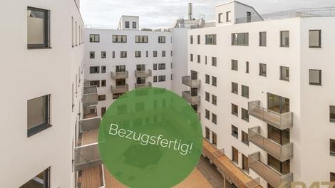 Wohnungen Althan Park - Wohnen im Stadtgarten 1090 Wien