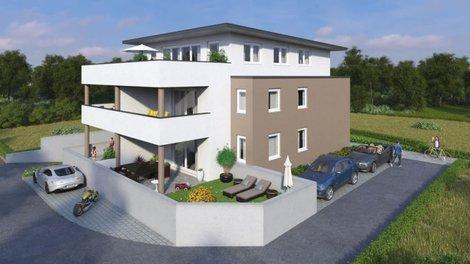 Wohnen Wohnungen Wohnanlage Haslach 15 6068 Mils