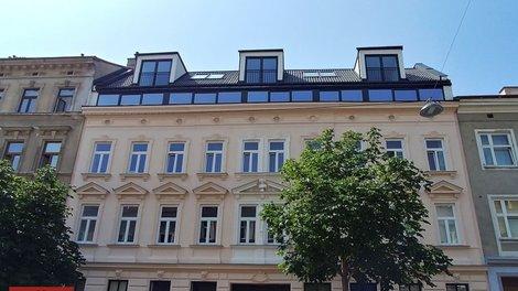 Anlage Wohnungen ExKLUSIVE DACHGESCHOSSWOHNUNGEN - ERSTBEZUG SAMT KÜCHE 1160 Wien