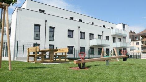 Anlage Wohnungen GLÜCKLICH werden in SPILLERN - Neues Wohnbauprojekt in der Nähe von Wien 2104 Spillern