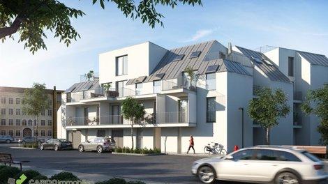 Anlage Wohnungen Aspernappartments #modern #energieeffizient #Neubau 1220 Wien