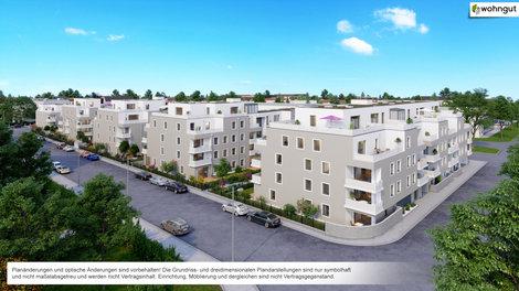 Anlage Wohnungen ANLEGERHIT NAHE BADETEICH HIRSCHSTETTEN 1220 Wien