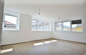 Wohnen Wohnungen Charmante Erstbezug DG-Wohnungen Nähe Reumannplatz 1100 Wien