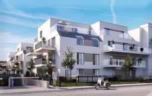Wohnen Wohnungen Eigentum zwischen Stadt und Natur 1220 Wien