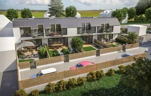 Wohnen Wohnungen 3433: Wohntraum in Königstetten! Vier Reihenhäuser zum Bestpreis 3433 Königstetten