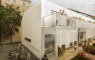 Sedlitzkygasse Wohnbauprojekt