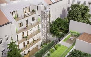 Anlage Wohnungen 1170 Mariengasse 23 1170 Wien