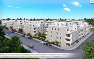 Anlage Wohnungen AMBIENTE22 1220 Wien